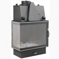 LECHMA PL-200 SBD P Excl./UO nyitott 22 kW központifűtéses kandallóbetét