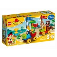 LEGO Duplo - Tengerparti verseny (10539)