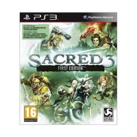 Sacred 3 (First Edition) - PS3