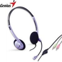 Genius HS-02B fejhallgató