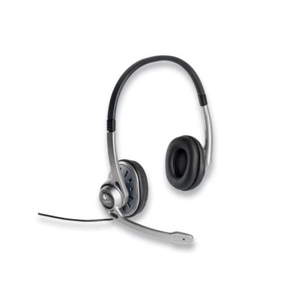 Logitech Premium Stereo fejhallgató a07a5233a6