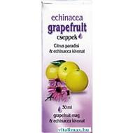 Dr. Chen Grapefruit cseppek Echinaceával - 30 ml