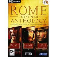 Rome Total War Anthology - PC játékprogram