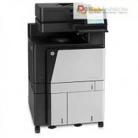 HP Color Laserjet Enterprise flow M880Z+ MFP nyomtató