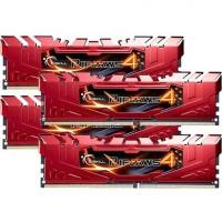 G.Skill Ripjaws 4 32GB (4x8GB) 2400MHz DDR4 memória (F4-2400C15Q-32GR)