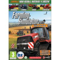 Farming Simulator 2013 CZ (Game of the Year) - PC