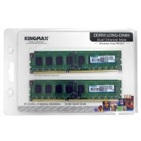 Kingmax 8GB(2x4GB kit) 1600Mhz DDR3 memória