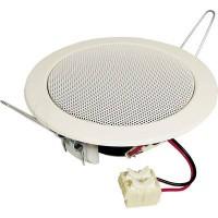 Mennyezetbe építhető hangszóró 30W/8Ω, fehér színű Visaton DL-10