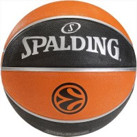 Spalding Euroleague TF 150 outdoor kosárlabda, 5