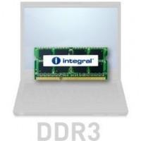 Integral 4GB 1066MHz DDR3 memória (IN3T4GNYBGX)