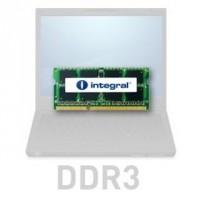 Integral 4GB 1066MHz DDR3 notebook memória (IN3V4GNYBGX)