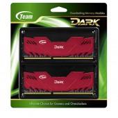 Team Dark Series 8GB (2x4GB) 1600MHz CL9 DDR3 memória