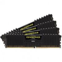 Corsair Vengeance LPX 16GB (4x4GB) 2666MHz CL16 DDR4 memória (CMK16GX4M4A2666C16)