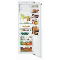 LIEBHERR IKBP 3554 Egyajtós hűtőszekrény fagyasztóval, BioFresh