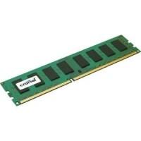 Crucial 8GB 1333MHz DDR3 memória (CT102464BA1339)