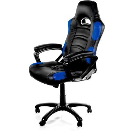 Arozzi Enzo Gaming szék fekete-kék (ENZO-BLUE) Gaming szék b2525304c4