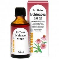 Dr. Theiss echinacea cseppek étrend-kiegészítő ital - 50 ml