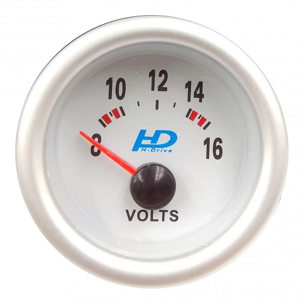 Csatlakoztassa a feszültségmérőt
