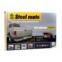 Steel Mate 400Q-COM LED vezeték nélküli 24V-os, fém lökhárítóba