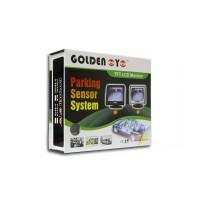 """Golden Eye 2825L 2.5"""" TFT tolatóradar (kamerás)"""