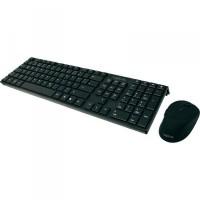 LogiLink I-Style Flat vezeték nélküli billentyűzet+egér (ID0050)