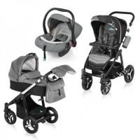 Baby Design Husky 3:1 multifunkciós babakocsi