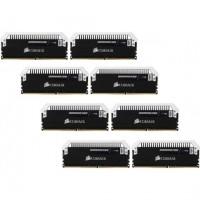 Corsair Dominator Platinum 64GB (8x8GB) 2666MHz DDR4 CL15 memória (CMD64GX4M8A2666C15)
