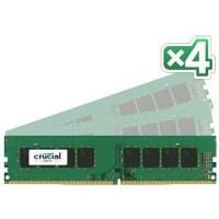 Crucial 32GB (4x8GB) 2133MHz CL15 DDR4 memória (CT4K8G4DFD8213)
