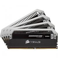 Corsair Dominator Platinum 16GB (4x4GB) 3300MHz CL16 DDR4 memória (CMD16GX4M4B3300C16)
