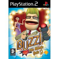 Buzz! The Music Quiz - PS2
