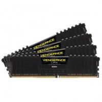 Corsair Vengeance LPX 32GB (4x8GB) 2666MHz CL16 DDR4 memória (CMK32GX4M4A2666C16)