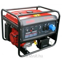 AL-KO 6500D-C AVR benzines generátor