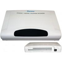 ExcellTel CDX-CS+432 telefonközpont 4 fővonallal és 32 mellékkel