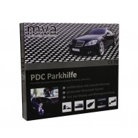 MVA 2616 LED kijelzős tolatóradar