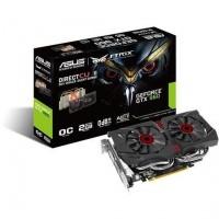 Asus GTX960 STRIX DirectCU II OC 2GB DDR5 videokártya (STRIX-GTX960-DC2OC-2GD5)