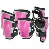 Stiga Comfort junior védőfelszerelés, pink
