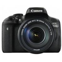 Canon EOS 750D fényképezőgép kit