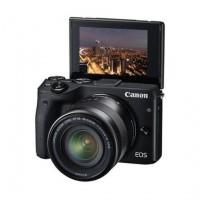 Canon EOS M3 fényképezőgép kit (18-55mm objektívvel)