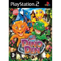 Buzz! Junior: Dino Den - PS2