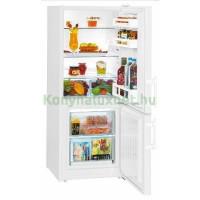 LIEBHERR CU2311 Szabadonálló Kombinált Hűtőszekrény