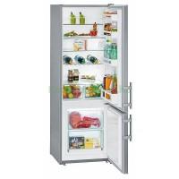 LIEBHERR CUef2811 Szabadonálló Kombinált Hűtőszekrény