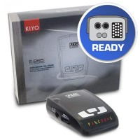 KIYO E-265PLUS radar- és lézerdetektor (KY-E265PLUS)