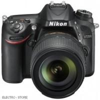Nikon D7200 fényképezőgép kit (18-105mm objektívvel)
