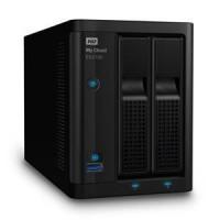 Western Digital My Cloud EX2100 4TB hálózati adattároló