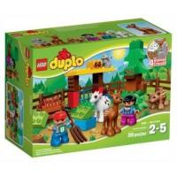 LEGO Duplo - Az erdő: Állatok (10582)