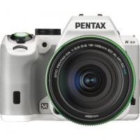 Pentax K-S2 fényképezőgép kit (18-135mm objektívvel)