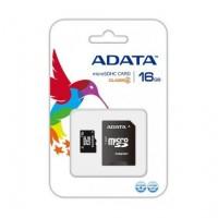 A-Data 16GB microSDHC (class 4) memóriakártya (AUSDH16GCL4)