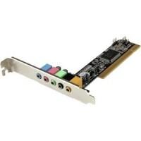 Startech PCISOUND5CH2 5.1 PCI hangkártya