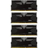 Kingston HyperX Predator 32GB (4x8GB) 2400MHz CL12 DDR4 memória (HX424C12PBK4/32)