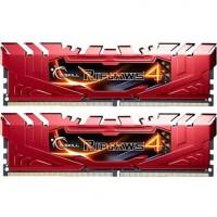 G.Skill Ripjaws 4 8GB (2x4GB) 2133MHz CL15 DDR4 memória (F4-2133C15D-8GRR)